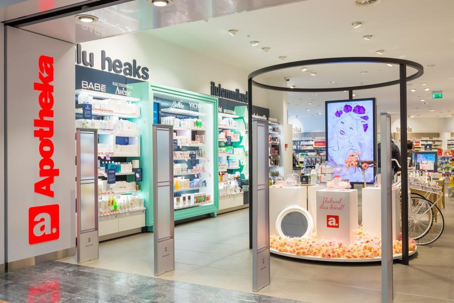 Stores and service points – VIRU KESKUS